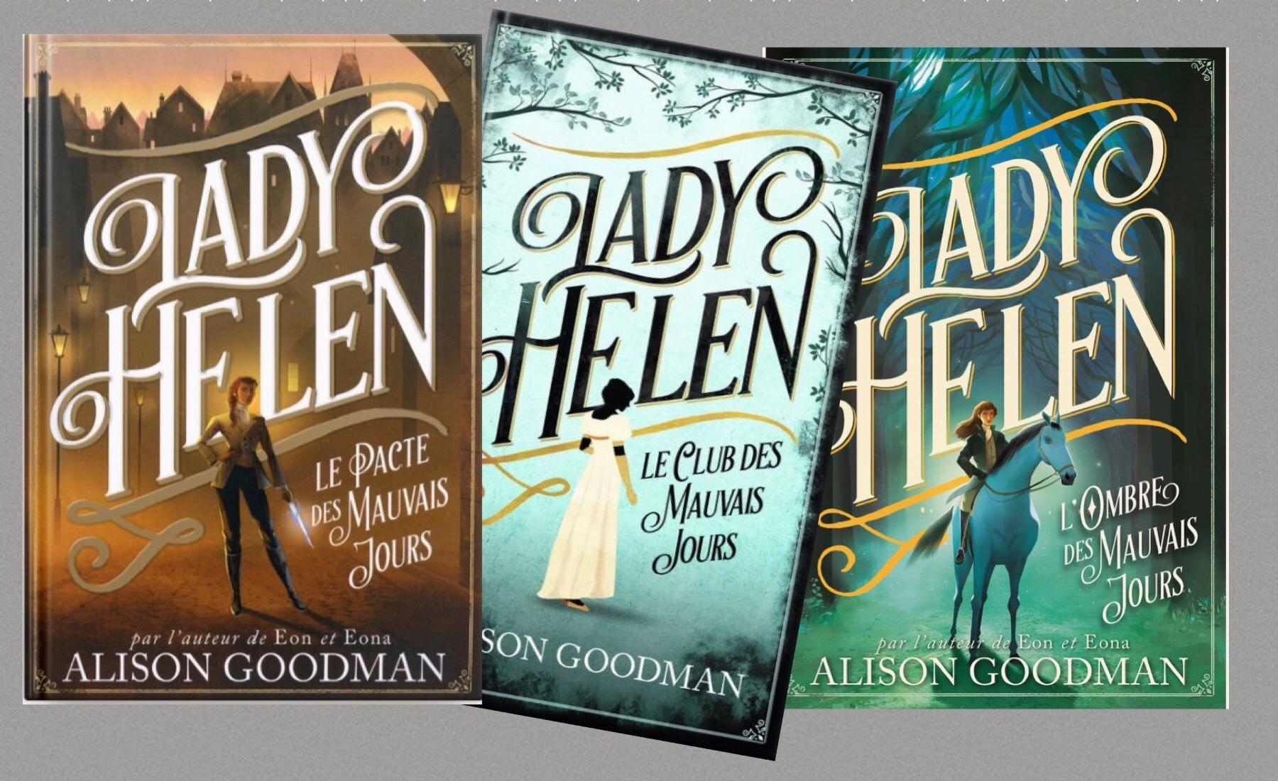 Lady Helen – Alison Goodman | Ma bibliothèque idéale